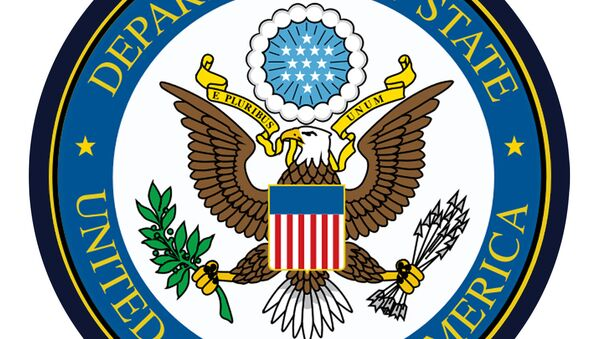 State Department Tweets 'RIP' to Those Still Alive  - Sputnik International