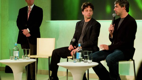 Co-founders Larry Page and Sergey Brin created Google in September 1998. The company has grown to more than 40,000 employees worldwide, according to Google.   - Sputnik International