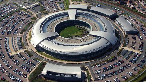 The Dougnut, Government Communications Headquarters in Cheltenham, England. - Sputnik International