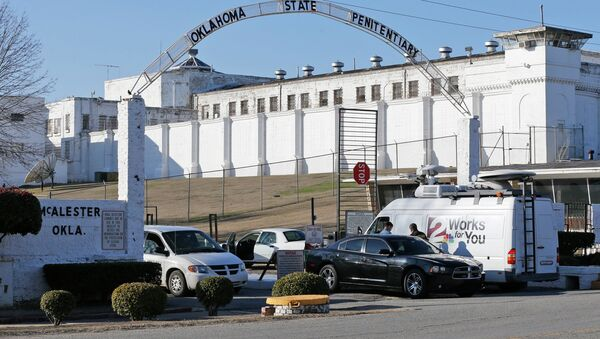 Inmate Charles Warner was executed last night at the Oklahoma State Penitentiary in McAlester. - Sputnik International