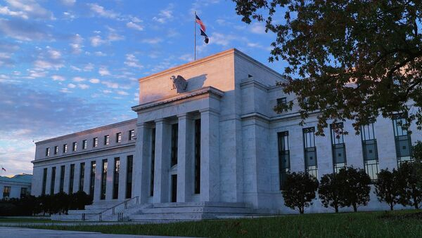 Federal Reserve officials are concerned that revealing too many monetary policy details would hurt their credibility and stoke financial market volatility. - Sputnik International