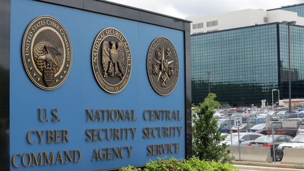 The National Security Agency facility in Fort Meade, Maryland. - Sputnik International