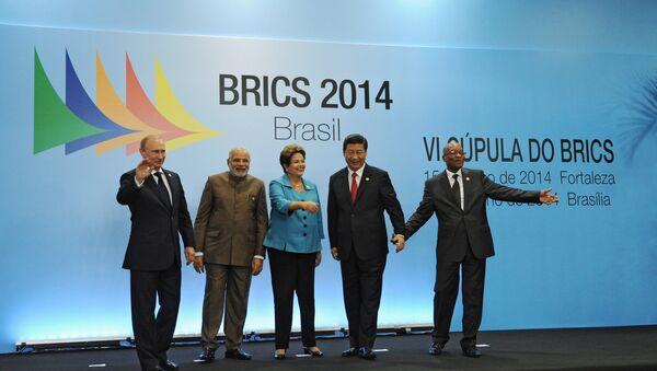 BRICS leaders - Sputnik International