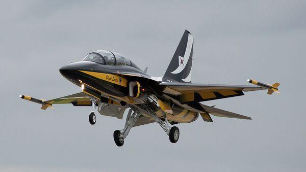 The KAI T-50 Golden Eagle - Sputnik International