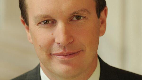 Christopher Scott Chris Murphy - Sputnik International