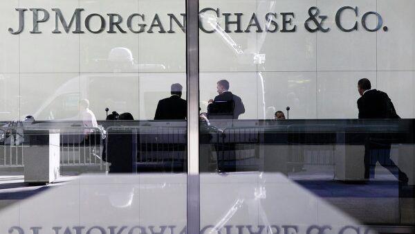 Headquarters of JPMorgan Chase finance company in New York, the USA. - Sputnik International