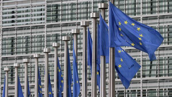 The headquarters of the European Commission in Brussels, Belgium - Sputnik International