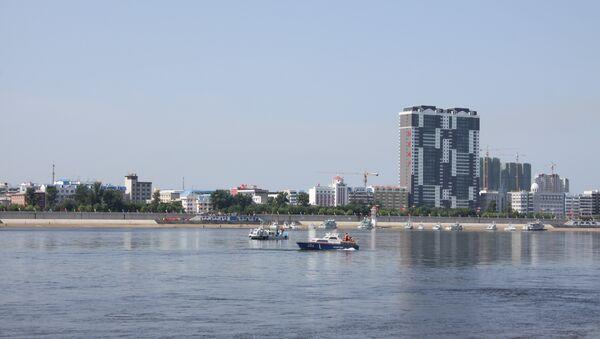 Amur River - Sputnik International