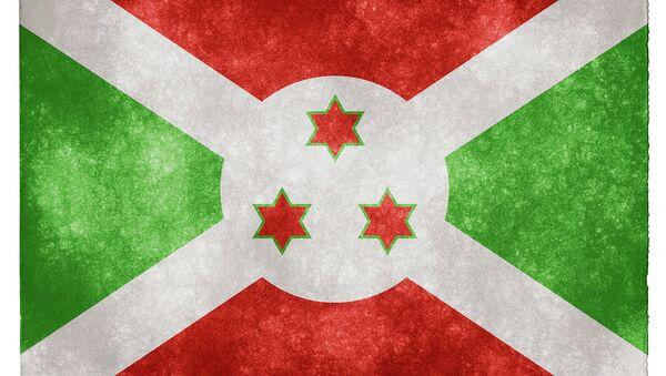 UN is sounding an alarm about threats of political violence in Burundi - Sputnik International