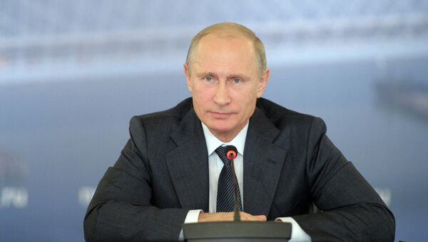 Forbes named Russian President Vladimir Putin world's most powerful man for deep understanding and popularity: experts - Sputnik International