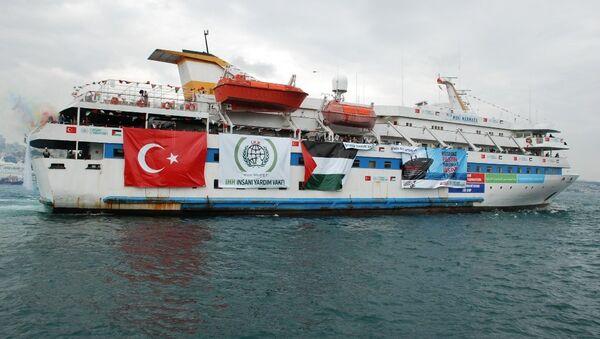 Israel welcomes ICC's decision to close 'freedom flotilla' preliminary examination - Sputnik International