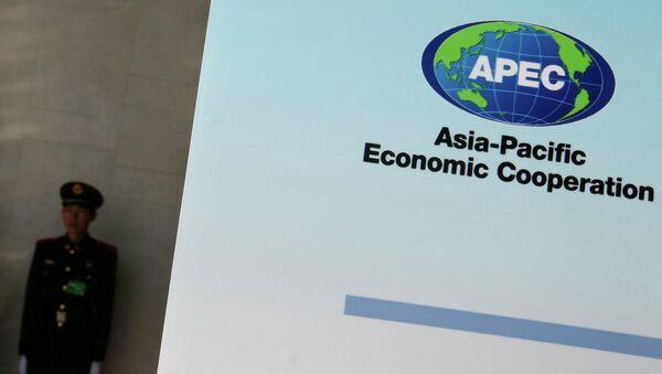 APEC is 'indispensable' mechanism amid global political pressure trend, Putin says - Sputnik International