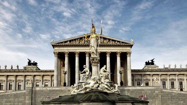Austrian Parliament - Sputnik International