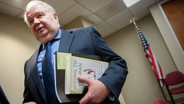 Russian Ambassador to the United States Sergei Kislyak. Archive photo. - Sputnik International