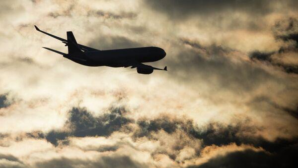 Aviation CO2 emissions have risen by 3% in 2014 - Sputnik International