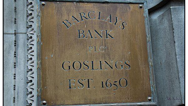 Goslings Established 1650  Barclays Bank, 19 Fleet Street, London - Sputnik International