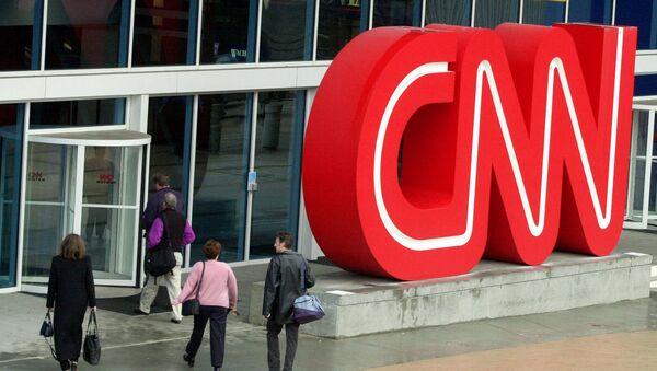 CNN building - Sputnik International
