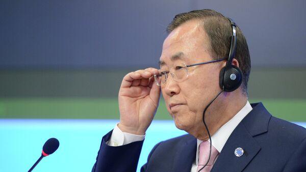 UN Secretary General concerned about killings in Israel, West Bank - Sputnik International