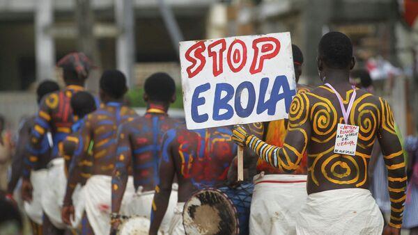 Ebola Unlikely to Spread to Industrialized Countries Like Russia: Professor - Sputnik International