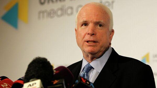 US Sen. John McCain - Sputnik International