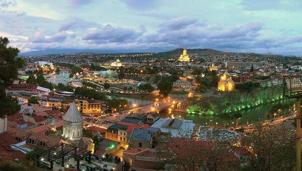 Tbilisi sunset-6 - Sputnik International