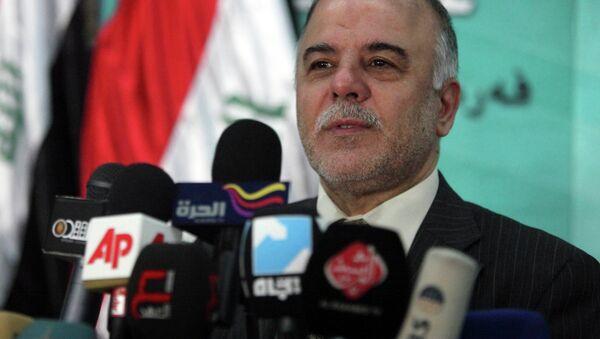 Haidar Al-Abadi - Sputnik International