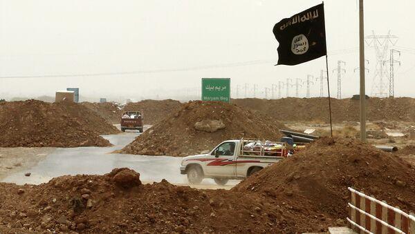 Islamic State militants - Sputnik International