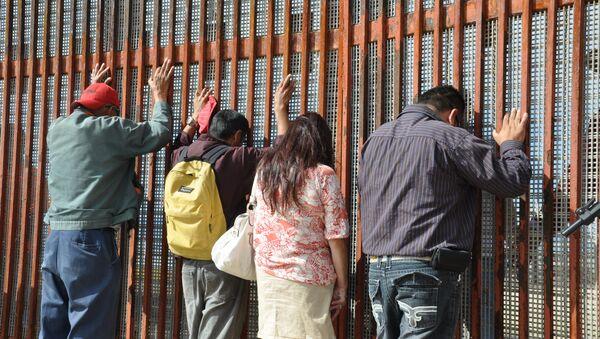 US border - Sputnik International