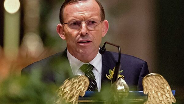 The Australian lower house has backed a third expansion to Prime Minister Tony Abbott's counter-terrorism package, granting intelligence agents a sweeping new power to collect intel on foreign fighters without the approval of a senior minister. - Sputnik International