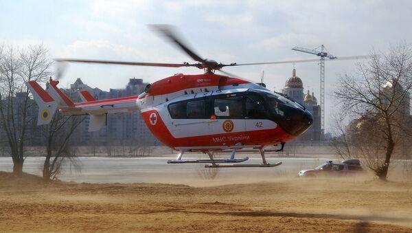 Ukraine and NATO are set to hold joint emergency management exercises in Ukraine - Sputnik International