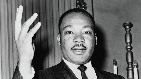 Martin Luther King, Jr. - Sputnik International