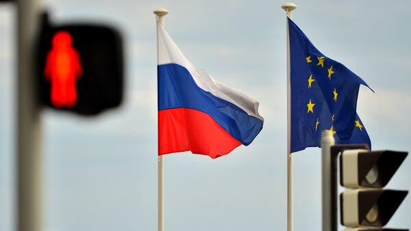 Relations between Russia and the EU have deteriorated with the escalation of the Ukrainian crisis, as western governments imposed economic sanctions on Russia, accusing Moscow of aiding independence supporters in eastern regions of the country. - Sputnik International