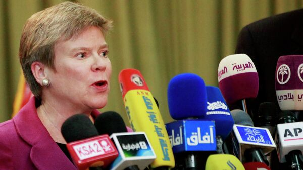 US Under Secretary for Arms Control and International Security Rose Gottemoeller will visit Russia on November 21-22 - Sputnik International