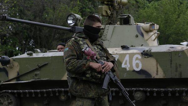 Ukraine to ask Israel to join US in training Kiev forces: adviser - Sputnik International