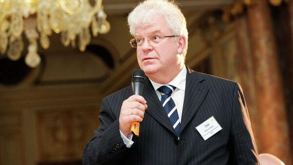 Russia's EU envoy Vladimir Chizhov - Sputnik International