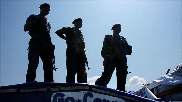Police of the Democratic Republic of Congo (DRC) - Sputnik International