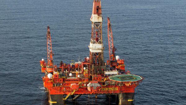 Russia Arctic Oil Drilling - Sputnik International