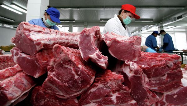 Russia Bans Meat Imports From Montenegro Over Re-export From EU: Watchdog - Sputnik International