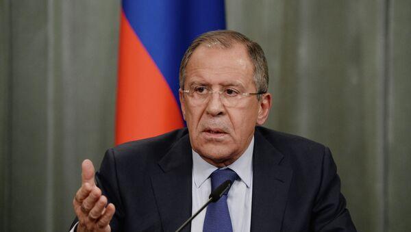 Russian Foreign Minister Sergei Lavrov will not visit Vienna unless progress is made in talks over Iranian nuclear program - Sputnik International