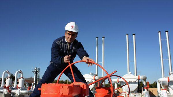 Turkey gas pipeline - Sputnik International