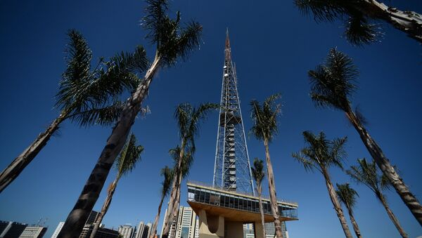 World cities. Brasilia - Sputnik International
