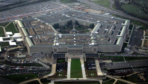 Pentagon - Sputnik International