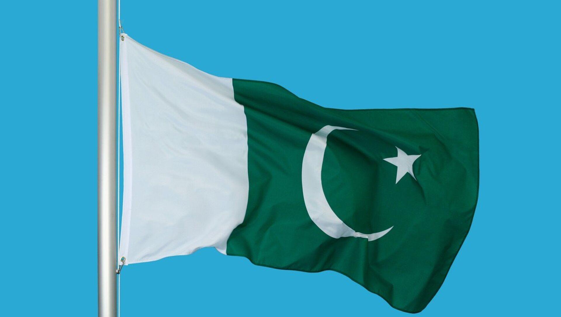 Flag of the Islamic Republic of Pakistan - Sputnik International, 1920, 27.07.2021