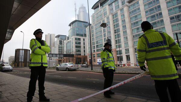 Five men have been taken into custody in the United Kingdom on suspicion of planning terror act. - Sputnik International
