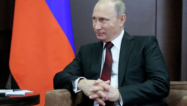 Russian President Vladimir Putin said Tuesday that Russia and Norway have good prospects in trade and expressed hope that the results of the joint work, accomplished in recent years, will not vanish. - Sputnik International