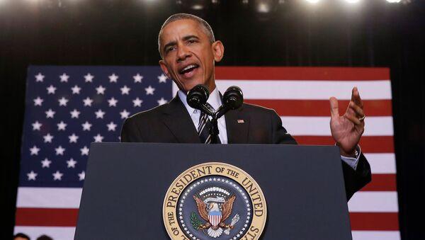 Barack Obama - Sputnik International