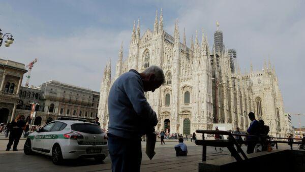 Italian crisis - Sputnik International