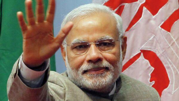 India's Prime Minister Narendra Modi - Sputnik International