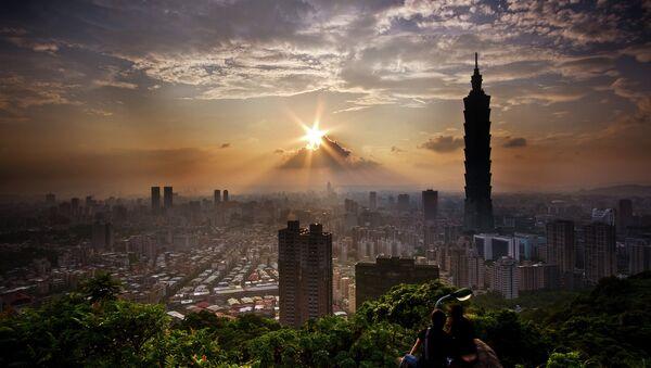 Taipei, Taiwan - Sputnik International