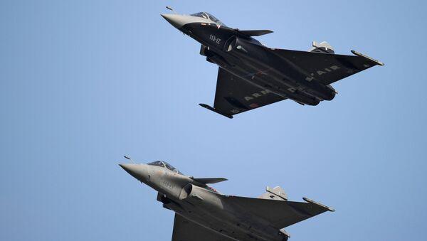 France's Rafale fighter jets - Sputnik International